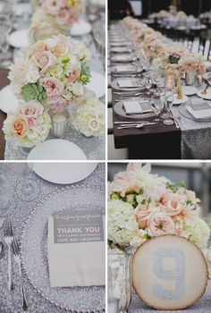 Enchanting Rustic Glam: Liz & Tim's Fairy Tale Wedding beforeidoevents.com
