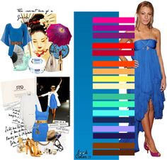 Як поєднувати кольори в одязі - фото 28