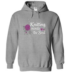 Check out all knitting shirts by clicking the image, have fun :) #KnittingShirts…