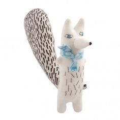 Limited Edition Cyril Squirrel-Fox! Donna Wilson