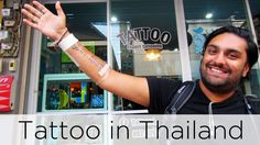 Tattoo in Thailand | Awesome Wave