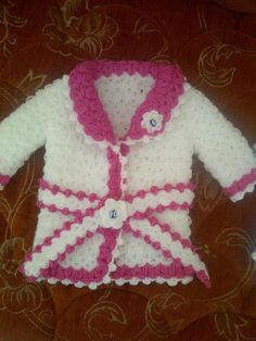 Crochet Baby, Knit Crochet, Washing Clothes, Knitting, Sweaters, Fashion, Needlepoint, Sweater Vests, Tejidos