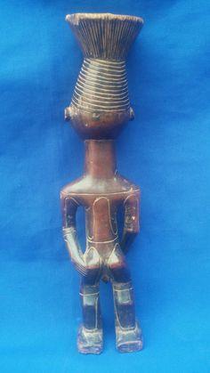 Statuette Mangbetu - RDC