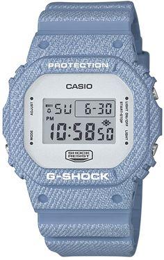 Zegarek męski Casio G-Shock Denim Series DW-5600DC-2ER - sklep internetowy www.zegarek.net