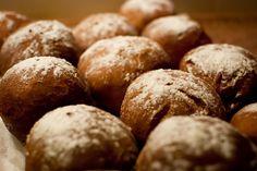 Aga gotuje - pączki z mąki orkiszowej