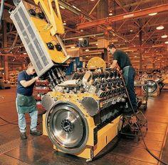 Mechanical Bull, Mechanical Design, Mechanical Engineering, Mechanic Shop, Mechanic Jobs, Toyota 4runner, Toyota Tacoma, Heavy Equipment Mechanic, Cat Engines