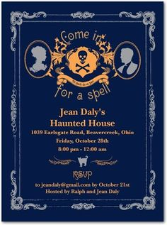 shipping to:  | sign in | my account | cart      toll-free (877) 300-9256 | live chat | help  holiday  occasions  baby & kids  invitations  announcements  stationery & gifts  gift shop  photo books  business  home · halloween party invitations · haunted victorian