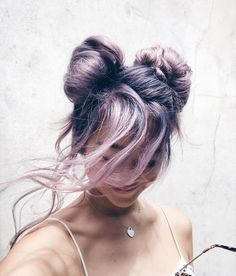 Dark purple & Lavender