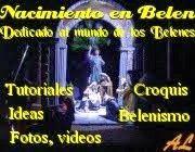 Web dedicada al belenismo