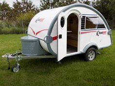 NEW Road Chief Teardrop Caravan