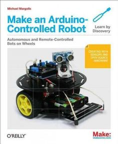 Building robots that sense and interact with their environment used to be tricky. Now, Arduino makes it easy. With this book and an Arduino microcontroller and software creation environment, youll lea