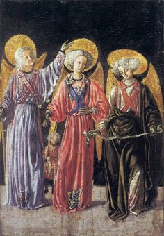 Breviary Hymns: Liturgical Guide:  Feast of Saints Michael, Gabriel, and Raphael; Archangels
