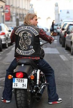 Get your SOA look alike Vest at LegendaryUSA.com! (Sorry, we do not sell the patches)