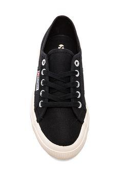Superga Cotu Classic Sneaker en Noir