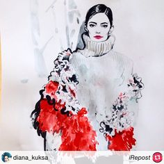 "« #iRepost @diana_kuksa with @irepostapp: ""Delpozo. #delpozo#fashion…"