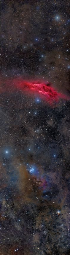 Clouds Of Perseus