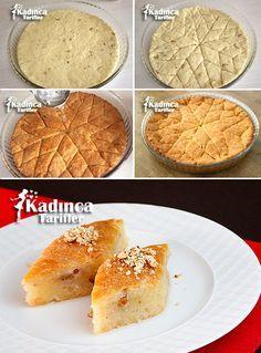 Baklava Görünümlü Pratik Tatlı Tarifi Tiramisu, Cake Recipes, Dessert Recipes, Turkish Recipes, Iftar, Family Meals, Cupcake Cakes, Deserts, Food And Drink