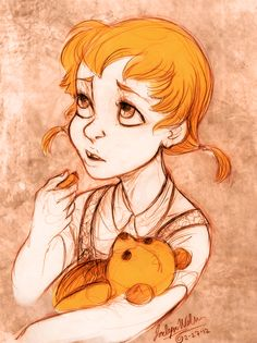 Penny from The Rescuers.