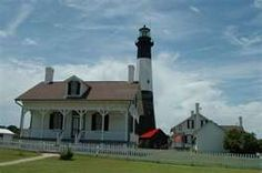 Tybee Island Lighthouse, Savannah, Georgia, February 2008