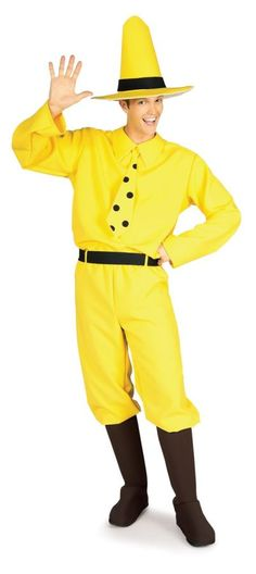Curious George and the Man in the Yellow Hat Costumes. Curious George is a…