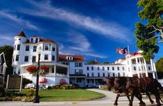 Mackinac Island, Michigan | 10 Underrated Vacation Spots You Should Probably Consider