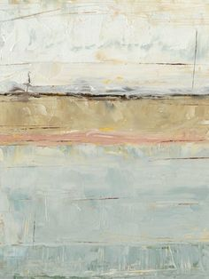 Contemporary abstract painting with pale blue, pink, and brown planes of color. Pastel Horizon I Wall Art by Ethan Harper from Great BIG Canvas. Artist Canvas, Canvas Art, Big Canvas, Wall Art Prints, Framed Prints, Canvas Prints, Medical Illustration, Vivid Colors, Primary Colors