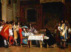 Luis XIV de Francia. Biografía.