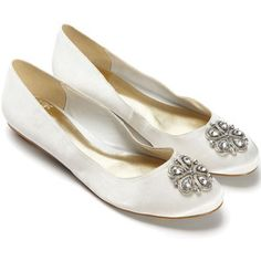 97c102ae65f 22 Best Flat Shoes for the Tall Bride images