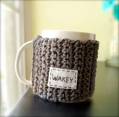 coffee mug koozy