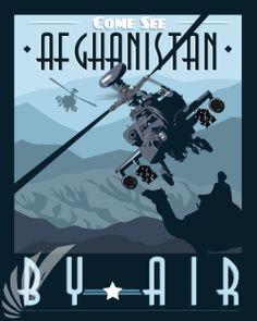 Come See Afghanistan AH-64 Apache
