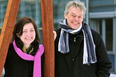 """Moser夫妇:从相遇相知到携手共领诺贝尔奖据国外媒体报道,刚给颁发的2014诺贝尔奖生理学或医学奖得主为:美国科学家John O'Keefe(约翰-欧基夫),挪威科学家May Britt Moser(梅-布莱特);以及挪威科学家Edvand Moser(爱德华-莫索尔),以奖励他们在""""发现了大脑中形成定位系统的细胞""""方面所做的贡献。。。"""