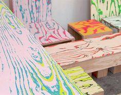 Virtual Reality, Dream Like, Digital Mix, Graffiti Art, Coloring by Schemata Architects, Jo Nagasaka