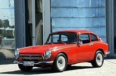 1965 Honda S600.