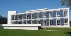 Image result for passive solar shading office building