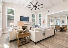 Home Renovation Living Room Neutral living room paint color is Sherwin Williams Popular Gray - Neutral Living Room Colors, Best Neutral Paint Colors, Room Paint Colors, Paint Colors For Living Room, New Living Room, Wall Colors, Sherwin Williams Popular Gray, Taupe Walls, Taupe Paint