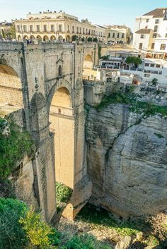 Most Beautiful Villages in Spain Ronda