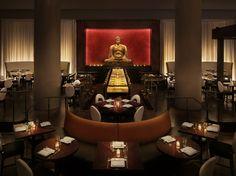 Dining, Budda-style at Buddakan Philly.  buddakan.com