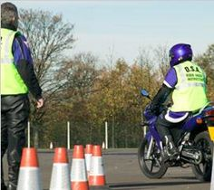 Practice UK Motorcycle Driving Theory Test.
