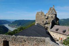Burg Aggstein, Østerrike. Foto: Arnold Weisz ©