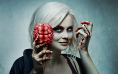 Desktop Backgrounds - izombie backround, 2560x1600 (976 kB)