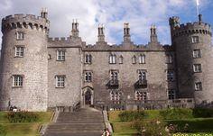 kilkenny castle - Google Search Kilkenny Castle, Irish Names, Irish Catholic, Erin Go Bragh, Irish Blessing, Beautiful Castles, Luck Of The Irish, Ireland Travel, British Isles