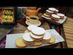 Alfajores de dulce de leche por Mauricio Asta - Recetas – Cocineros Argentinos