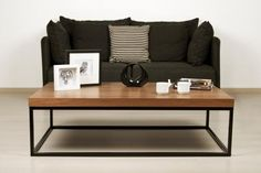 Temahome Prairie Coffee Table in Walnut with a Black Steel Frame - See more at: https://www.trendy-products.co.uk/product.php/7713/temahome_prairie_coffee_table_in_walnut_with_a_black_steel_frame#sthash.yVLX5V6B.dpuf