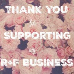 Rodan + Fields Business - When someone takes the time and makes an effort on your behalf by getting you a gift a thank you is always an appropriate acknowledgement. In business a thank you note is also a great way to thank your customers and express appreciation of their support.