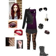 """""""Untitled #141"""" by mizzizzy-18 on Polyvore"""