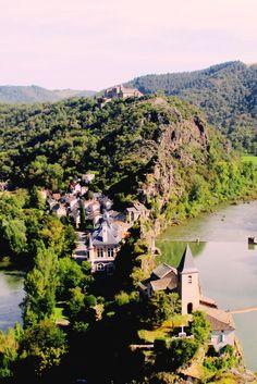 Hidden Treasure: Ambialet, France - http://www.wesaidgotravel.com/contests/hidden-treasure-ambialet-france/