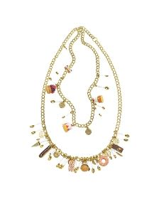 Les Gourmandes - French Pastry Medley Necklace - N2