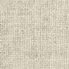 Warner Textures Flax Texture Wallpaper Bone