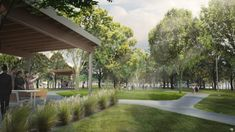 Civitas/W Architecture design for Tampa Riverfront Park breaks ground #tampa…