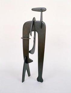Isamu Noguchi 野口 勇 (1904-1988) Figure 1945-1985